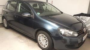 VW Golf 6, TDI,1.HAND,Euro 5