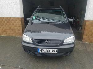 Opel Zafira 7 Sitzer Benzin mit TÜV