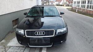 Audi A 4 Cabrio 2,4L V6 Bose Soundsystem