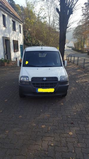 Fiat Doblo L223- LKW Zulassung- 700kg Zuladung