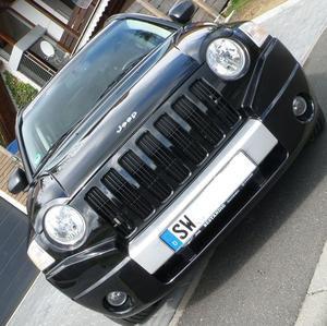 Jeep Compass 2,4 Limited, Automatik, Allrad, AHK, Leder