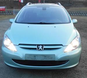 Peugeot 307 SW. HU neu, Klimaautomatik, Regensensor,...