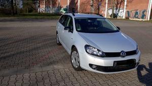 VW Golf VI Variant Match 1.4 TSI Klima ALU