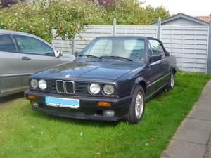 BMW 320i Cabrio E30*Tüv*6 Zylinder*Youngtimer* Topzustand