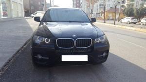 BMW X6 SCHECKHEFTGEPFLEGT