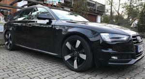 Audi A4 2.0 TDI 170 PS, 19 Zoll Felgen,  KM!