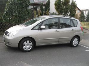 Toyota Corolla Verso Linea Sol, Benzin