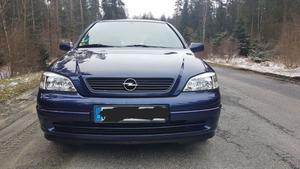 Opel Astra G 1.6 Edition 100, Klimaanlage, Alu, WR kein Rost