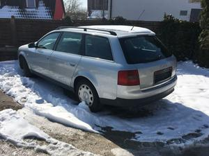 Audi A6 an Bastler