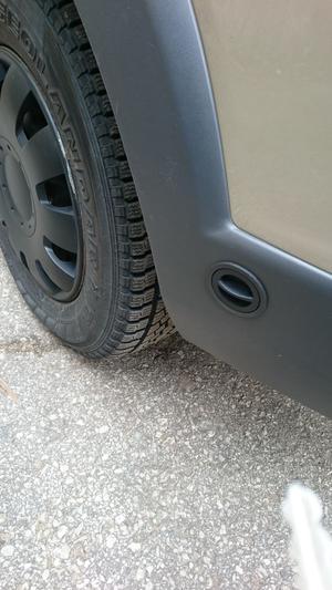 Chevrolet Captiva 7 Sitze Lpg gas