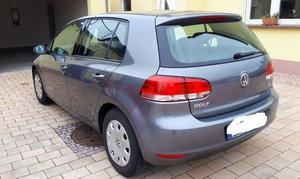 VW Golf 1.6 Comfortline; EZ