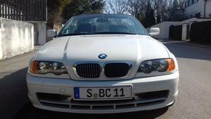 BMW Cabrio 318 Ci, Scheckheft gepfl, unfallfrei, Zweit- und