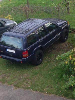 Jeep Grand Cherokee ZJ 4.0 Limited mit LPG Gasanlage, TÜV