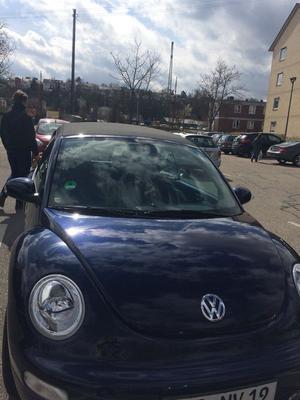 New Beetle Cabrio 1,4 Benziner  km
