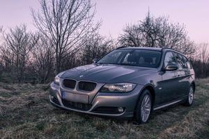 BMW 320d PDF Touring, Navi Tel. Klimaautom. AHK Xenon