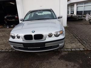 BMW 318 ti - Compact