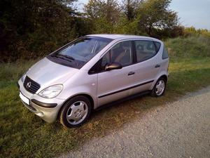 Mercedes A 170 CDI Classic Langversion Bj.