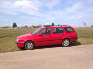 VW Golf Variant an Bastler