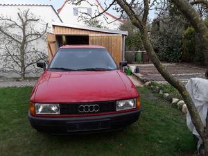 Audi 80 TD Modell B 3