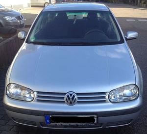 VW Golf IV an Bastler