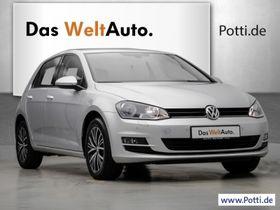 VW Golf 7 VII 1,6 TDI BMT ALLSTAR Navi