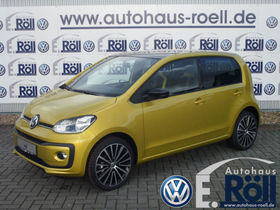 VW up! high up! 1.0 BMT 75 PS | SHZ | maps+more