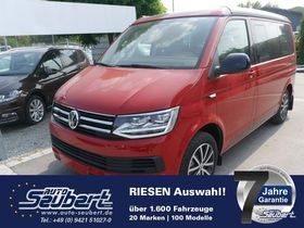 VW T6 California 2.0 TDI DPF DSG 4M BEACH EDITION * AHK *