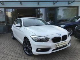 BMW 118dA (Navi Klima Einparkhilfe)