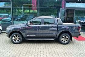 FORD Wildtrak 3,2A Standheizung Lager Np55t Rollo ACC