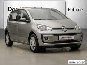 VW up! ASG 1,0 BMT move up! Telefon