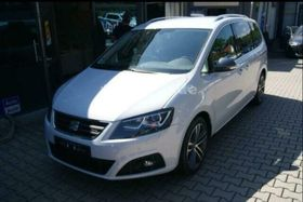 SEAT Alhambra TDI 184PS DSG FR Np50t Xenon 5J.Garanti