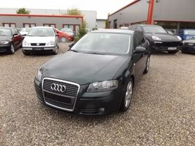 "Audi A3 2.0 TDI Sportback ""Ambition"" Leder/Alcantara"