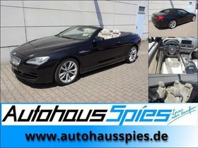 BMW 650 I CABRIO AUT. 8G BI-XEN SOFT-CLOSE HEAD-UP