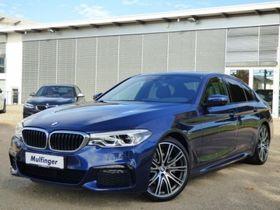 BMW 520dA M.Sport HUD Ad-LED NaviProf RTTI SZH HiFi