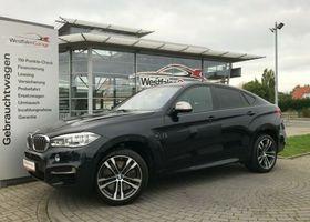 "BMW X6 M50d Alcantara,20""Alu,LED,HeadUp,StandHz,PDC"