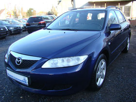 Mazda 6 1.8 Exclusive Sport Kombi Alcantara+1.HAND+