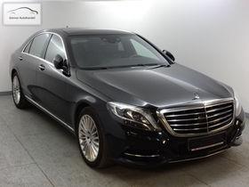 Mercedes-Benz S M Lang+Fondmedia+Multibeam+Pano+DTR+Q
