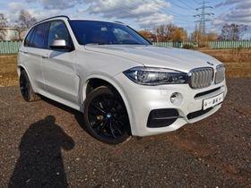 BMW X5 M50d Pano,AHK,Kam,LED,SoftCl,HiFi,KomSi,Alu20