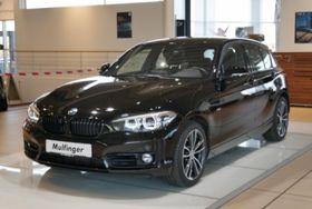 BMW 118d 5-Türer Online-Verkauf möglich+) Navi HiFi