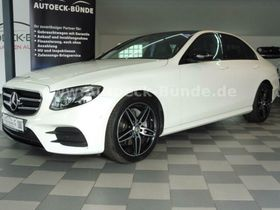 MERCEDES-BENZ E220 AMG Line-Multibeam-Pano-Wide/S-Distronic
