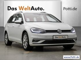 VW Golf Variant 7 VII DSG 2,0 TDI BMT Highline AHK