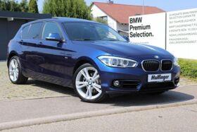 BMW 118d xDr.Sport Ad-LED DrivAs.NavPro.Kamera GlasD