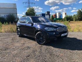 BMW X5 M50dA NaivPro,LED,BanOluf,Kam,Led,Pano,Alu20